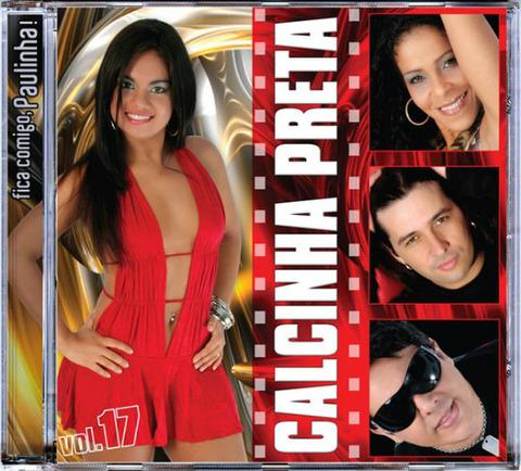 Calcinha Preta - CD 17 a