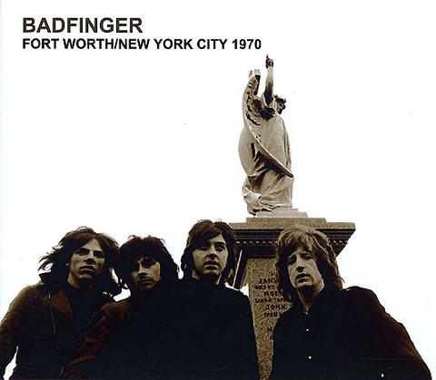 Badfinger Fort Worh 1970