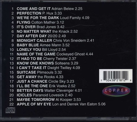 Copper Records CPR-2181 b