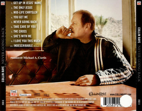 Collin Raye 24361-D back