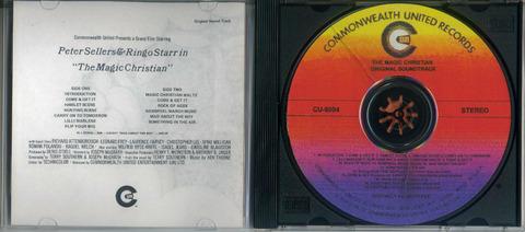 The Magic Christian OST CD