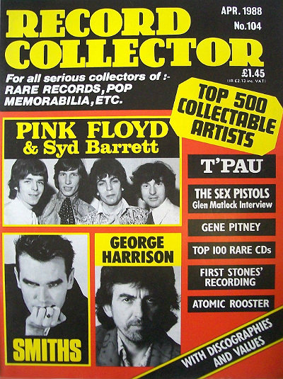 Record Collector #104 Apr 1988
