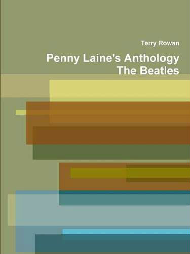 Terry Rowan - Penny Laine's Anthology cover