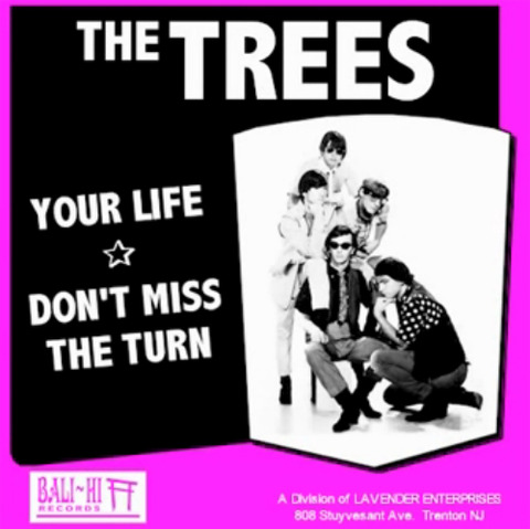 The Trees single 1968