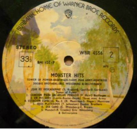 Monster Hits (1973) r2