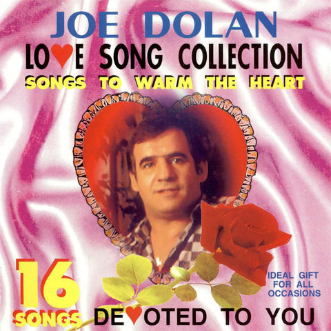Joe Dolan - Love Song Collection 1994 a