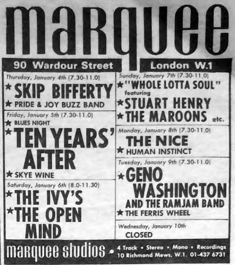 Melody Maker 1968-0106
