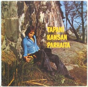 Tapani Kansa - Tapani Kansan Parhaita (1973)