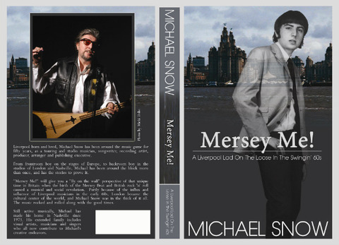 Michael Snow - Mersey Me! (2012)