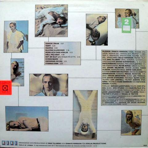 Dan Tillberg TRIX-LP 107 back