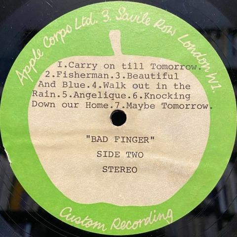 Magic Christian Apple Records Acetate Badfinger b