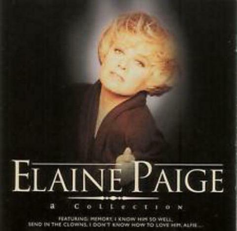 Elaine Paige - A Collection a