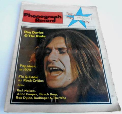 Phonograph Record Magazine (Jan 1974)