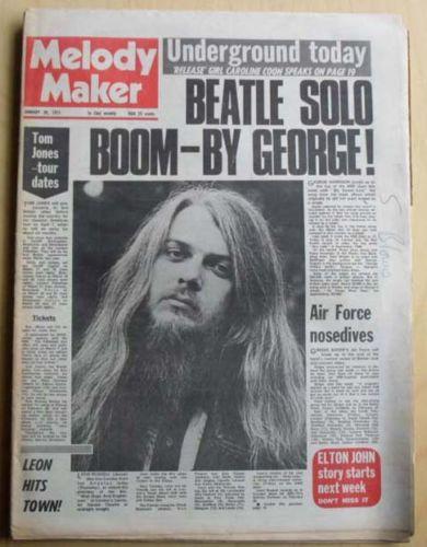 19710130 Melody Maker