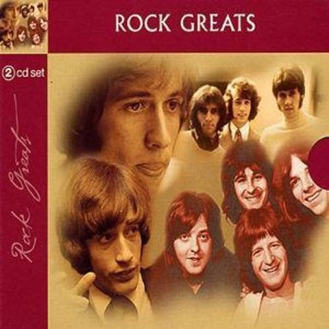 Badfinger and Bee Gees Rock Greats Double CD