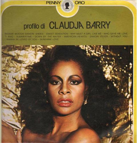 Claudja Barry - Profilo di (1980)