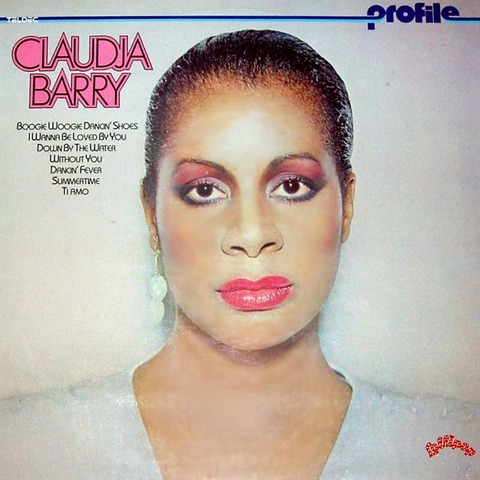 Claudja Barry - Claudja Barry (1980)