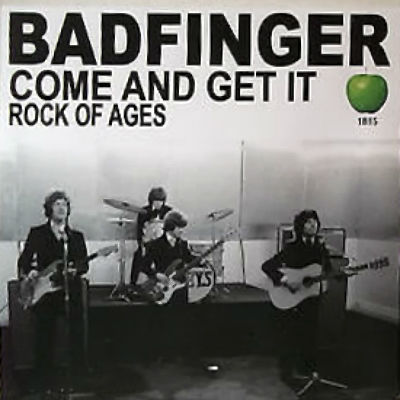 f Badfinger Come and Get It 1815