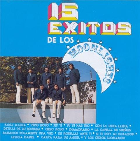 15 Exitos de Los Moonlights
