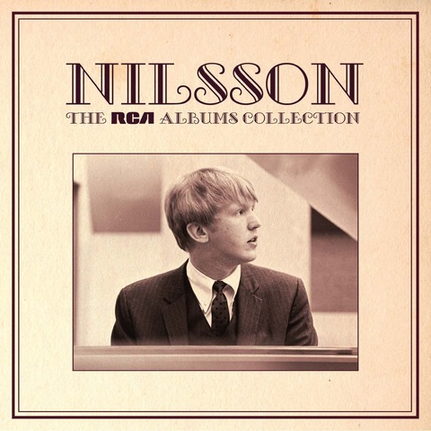 Nilsson Box The RCA Album Collection
