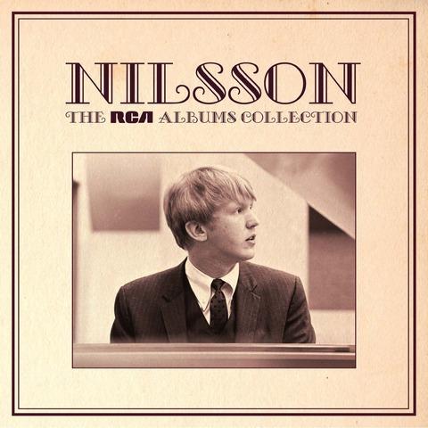 Nilsson Box The RCA Album Collection