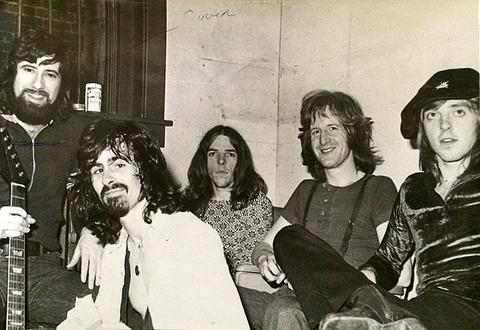 Barry Richards and Badfinger at WHMC