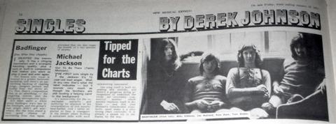 NME #1302 (January 15, 1972)