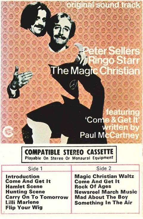 The Magic Christian OST C-30010