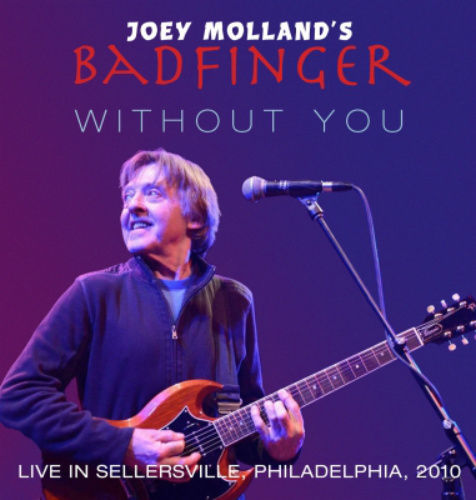 Joey Molland's Badfinger Live In Sellersville Pa 2010