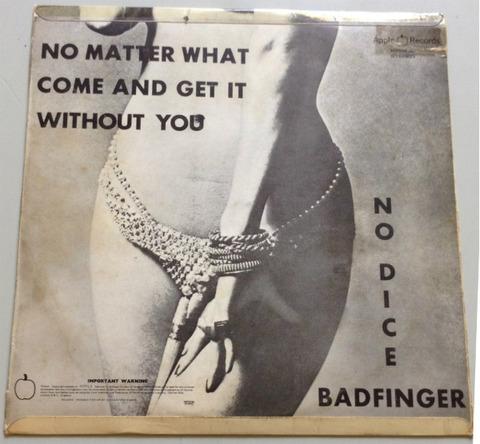 Badfinger No Dice SAPCOR-16j South Africa b
