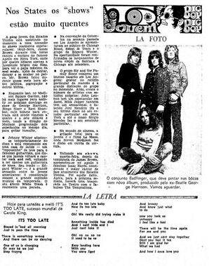 O Globo (July 30, 1971)p15