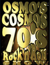 Osmo's Cosmos DVD