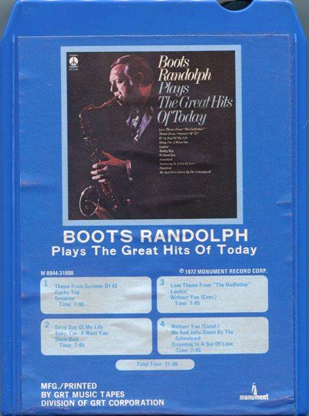 Boots Randolph - M 8044-31908