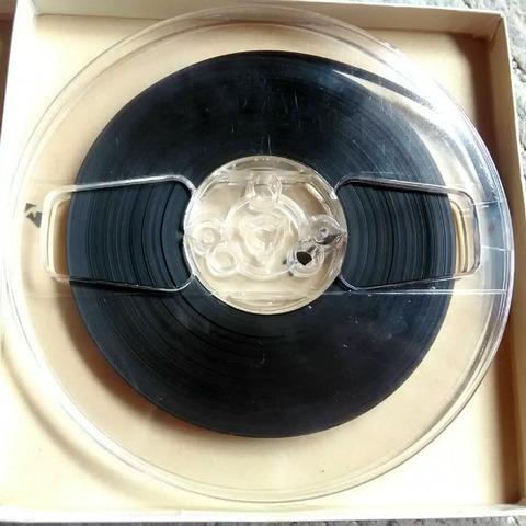 Badfinger - Bell Sound Studios 1971 Reel to Reel 2
