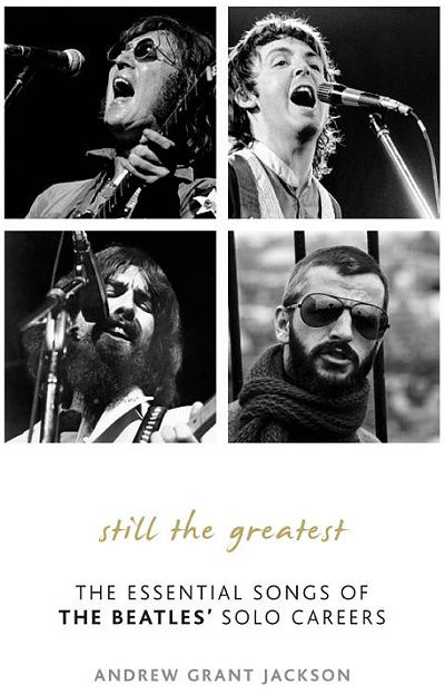 Still the Greatest by Andrew Grant Jackson