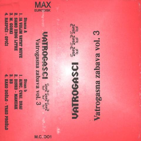 Vatrogasci - MC 001