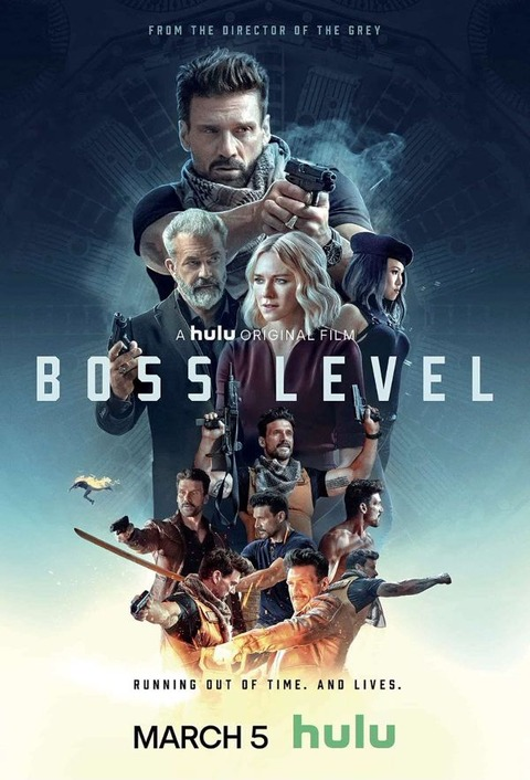 Boss Level hulu