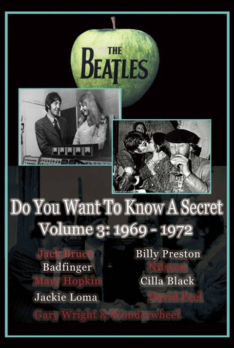 Do You Want To Know A Secret Vol.3 1969-1972 a