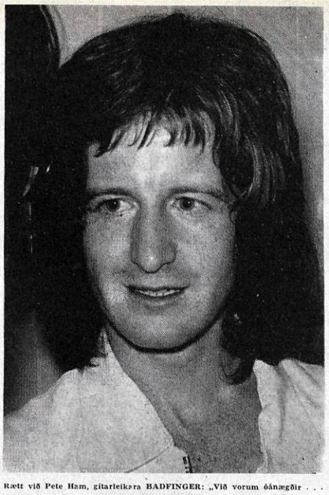 Vikan Oct 21, 1971 Pete