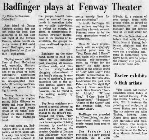 The Boston Globe (Feb 3, 1972)