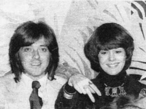 Joey and Kathie