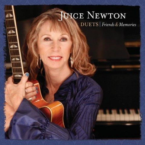 Juice Newton - Duets Friends & Memories 2010