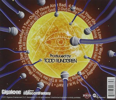 Todd Rundgren - [re]Production back