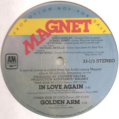 Magnet 1979 promo