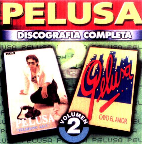 Pelusa - Discografia Completa Vol 2 a