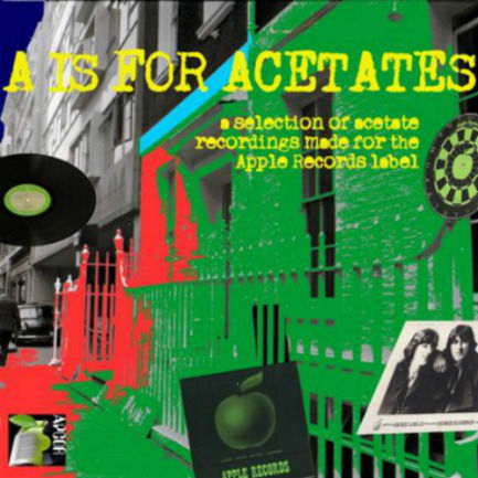 A Is For Acetates CD