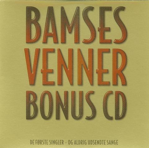 Bamses Venner - M20036-2 bonus
