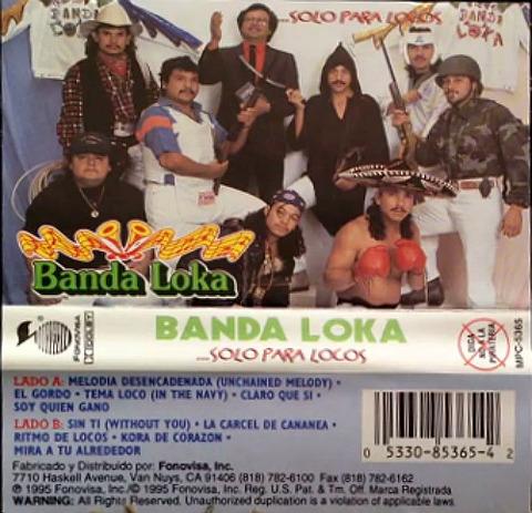 Banda Loka - cass