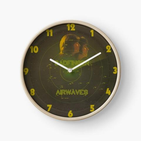 Airwaves Clock