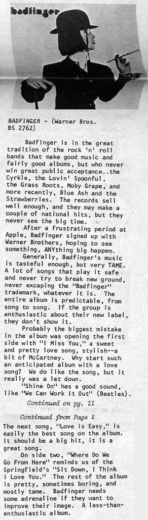 RISD press (March 1, 1974)